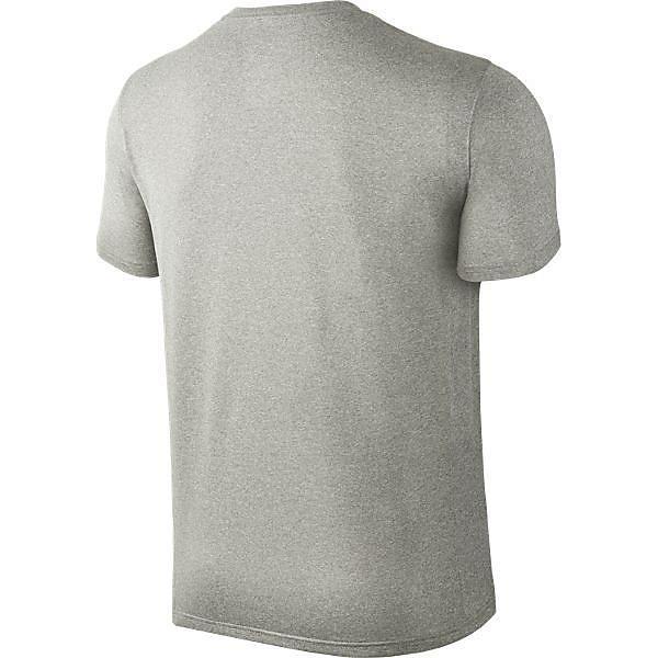 (セール)NIKE(ナイキ)バスケットボール メンズ 半袖Tシャツ 【NIKE2016 New】ナイキ クラシック ブロック S/S Tシャツ 807110-063 メンズ ダークグレーヘザー/ダークグレーヘザー/(ブラック)