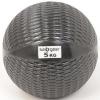 s.a.gear(エスエーギア)フィットネス 健康 その他ウェイト用品 トーニング・ボール5KG SA-Y16-203-011 5KG ブラック