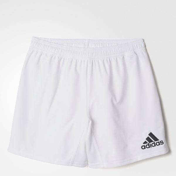 (セール)adidas(アディダス)その他競技 体育器具 ラグビー ラグビー 3ストライプショーツ KBU79 A96678 メンズ ホワイト/ブラック
