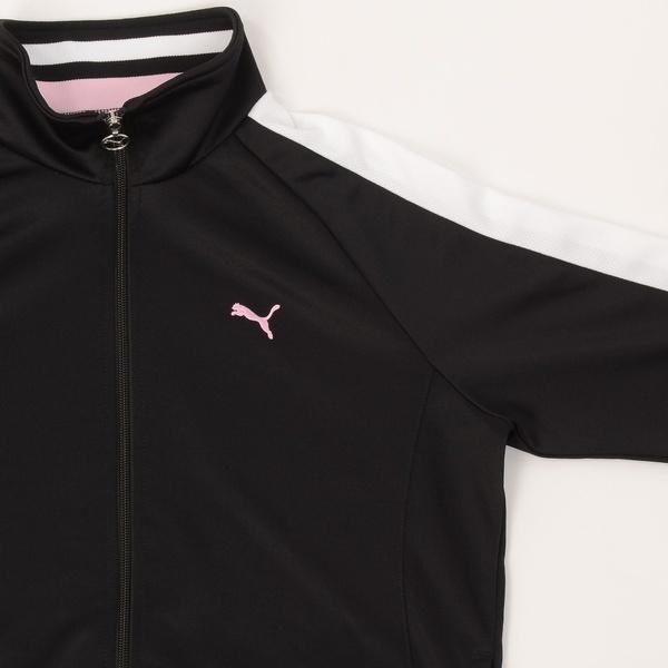 (セール)PUMA(プーマ)レディーススポーツウェア ウォームアップジャケット トレーニングジャケット 51470401 レディース