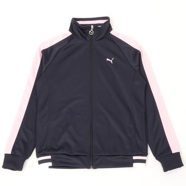 (セール)PUMA(プーマ)レディーススポーツウェア ウォームアップジャケット トレーニングジャケット 51470403 レディース