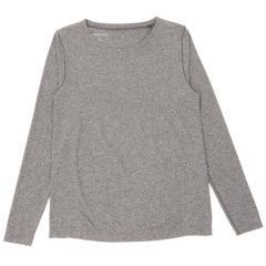 (送料無料)DANSKIN(ダンスキン)レディーススポーツウェア ワークアウトTシャツ TOPS NON STRESS ロングスリーブ DA76101 レディース CH