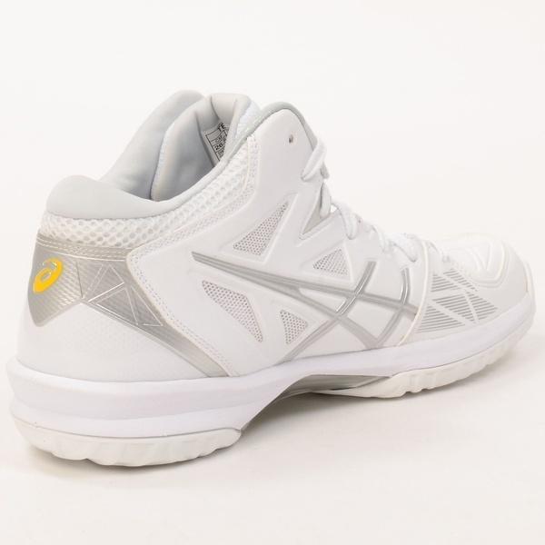 (セール)(送料無料)ASICS(アシックス)バスケットボール シューズ GELHOOP V 8-SLIM TBF332.0193 WHT