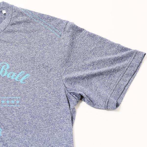(セール)ASICS(アシックス)バスケットボール メンズ 半袖Tシャツ プリントTシヤツHS XB6574.50 NVY