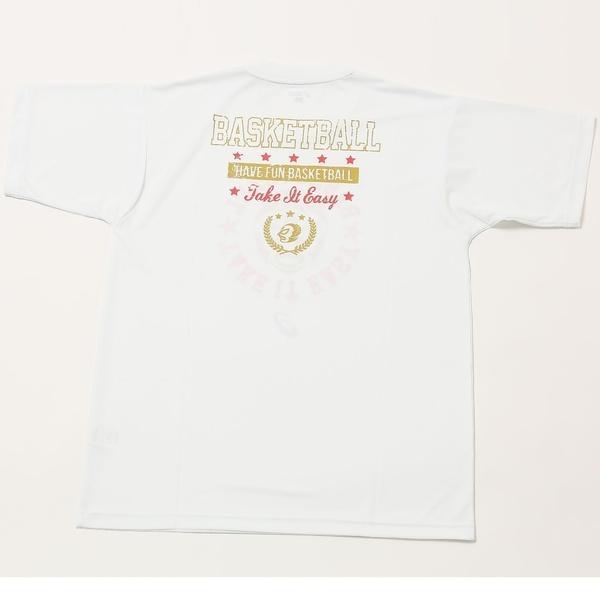 (セール)ASICS(アシックス)バスケットボール メンズ 半袖Tシャツ プリントTシヤツHS XB979N.01A WHT