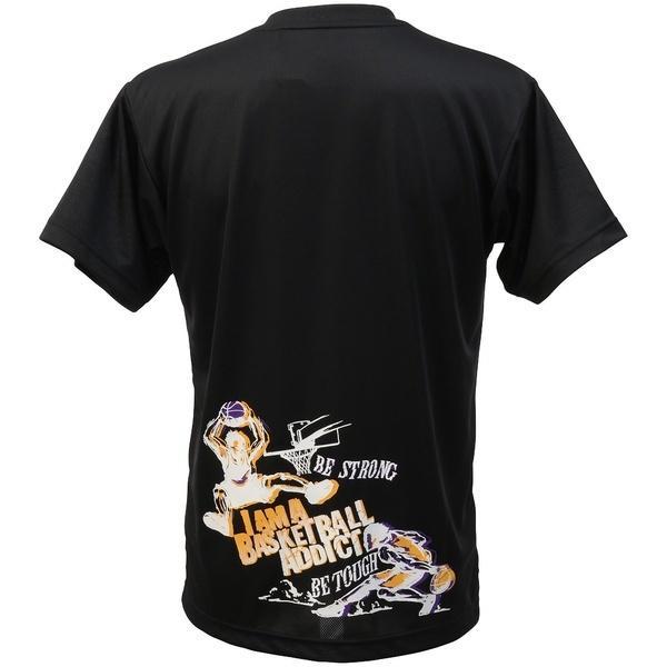 (セール)ASICS(アシックス)バスケットボール メンズ 半袖Tシャツ プリントTシヤツHS XB980N.90C BLK
