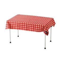 COLEMAN(コールマン)キャンプ用品 テーブルウェアアクセサリー テーブルクロス(レッドチェック)2000026878