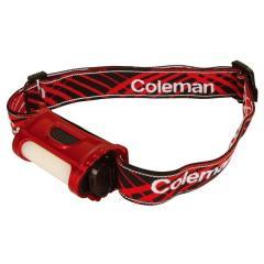 COLEMAN(コールマン)キャンプ用品 フラッシュライト ヘッドライト ラティチュード/80(レッド)2000027310