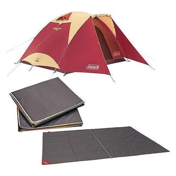 (送料無料)COLEMAN(コールマン)キャンプ用品 ファミリーテント タフドーム/3025 スタートパッケージ バーガンディ 2000027280