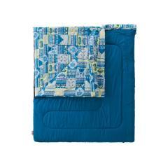 (送料無料)COLEMAN(コールマン)キャンプ用品 スリーピングバッグ 寝袋 封筒型 ファミリー2IN1/C5 2000027257