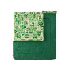 (セール)(送料無料)COLEMAN(コールマン)キャンプ用品 スリーピングバッグ 寝袋 封筒型 ファミリー2IN1 /C10 2000027256