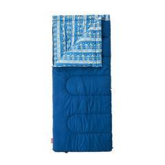 (送料無料)COLEMAN(コールマン)キャンプ用品 スリーピングバッグ 寝袋 封筒型 コージー/C5(ネイビー)2000027266