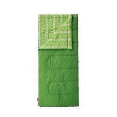COLEMAN(コールマン)キャンプ用品 スリーピングバッグ 寝袋 封筒型 コージー/C10(グリーン)2000027264