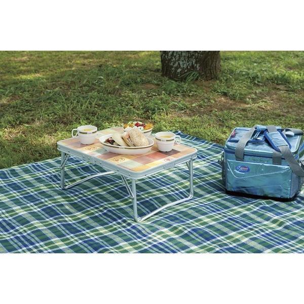 (セール)COLEMAN(コールマン)キャンプ用品 ファミリーテーブル ナチュラルモザイクミニテーブルプラス 2000026756