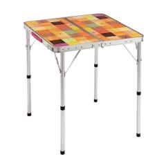 COLEMAN(コールマン)キャンプ用品 ファミリーテーブル ナチュラルモザイクリビングテーブル/60プラス 2000026754