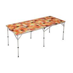 (送料無料)COLEMAN(コールマン)キャンプ用品 ファミリーテーブル ナチュラルモザイクリビングテーブル/180プラス 2000026749