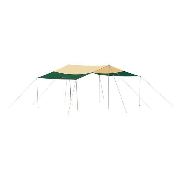 (送料無料)COLEMAN(コールマン)キャンプ用品 ファミリータープ スクエアタープDX 2000028617