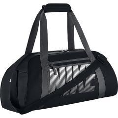 (セール)NIKE(ナイキ)スポーツアクセサリー ボストンバッグ ナイキ WT ジム クラブ BA5167-011 レディース MISC ブラック/ダークグレー/(ホワイト)