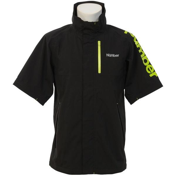 (送料無料)Number(ナンバー)ゴルフ メンズレインウェア ストレッチレインウェアー NB-Y16-202-029 ブラック