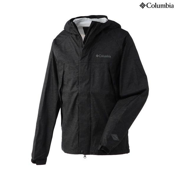 (セール)(送料無料)Columbia(コロンビア)トレッキング アウトドア 薄手ジャケット ワバシュジャケット PM5990-010 メンズ BLACK