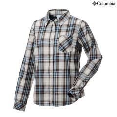(セール)(送料無料)Columbia(コロンビア)トレッキング アウトドア 長袖シャツ クリートウッドコウブウィメンズシャツ PL7877-225 レディース 225