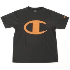 チャンピオン メンズスポーツウェア 半袖機能Tシャツ TECH-LAB TEE C3-HS353 メンズ K