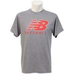 (セール)New Balance(ニューバランス)野球 半袖Tシャツ TMMT604 AG TMMT604 AG メンズ AG