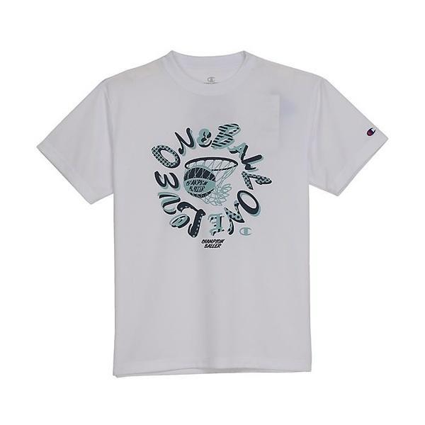 (セール)Champion(チャンピオン)バスケットボール レディース 半袖Tシャツ WOMENS PRACTICE TEE CW-HB301 レディース WN