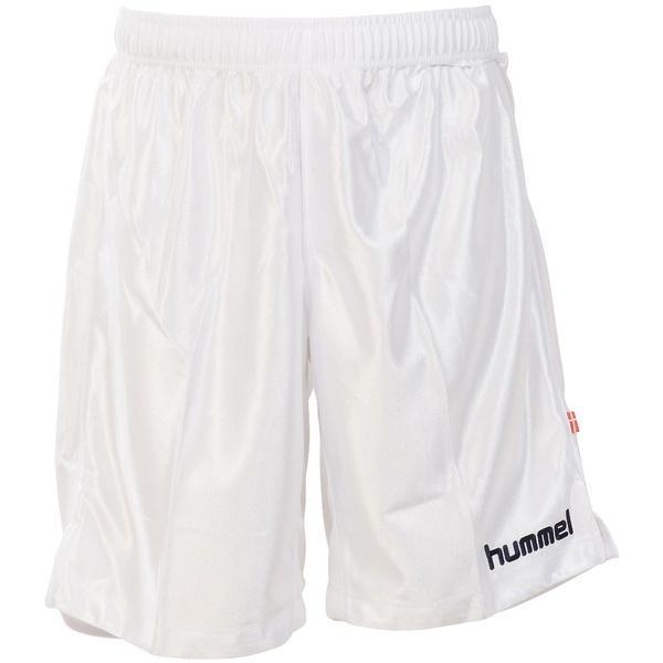 hummel(ヒュンメル)サッカー ハーフパンツ 18F プラクティスパンツ HAP2039_1070 ホワイト*ネイビー