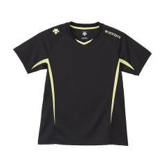 デサント バレーボール 半袖プラクティスシャツ 半袖プラクティスシャツ DVB-5625W レディース BLY