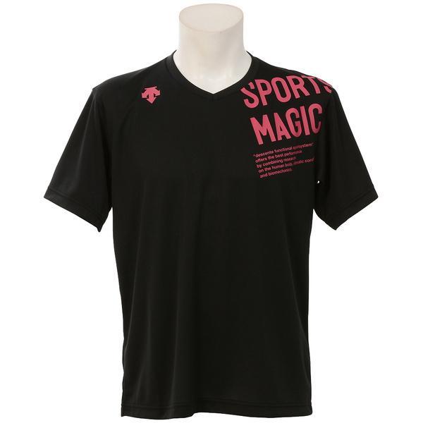 (セール)DESCENTE(デサント)バレーボール 半袖Tシャツ 16S SMU H/S SHIRT2 DOR-B0002 BMZ