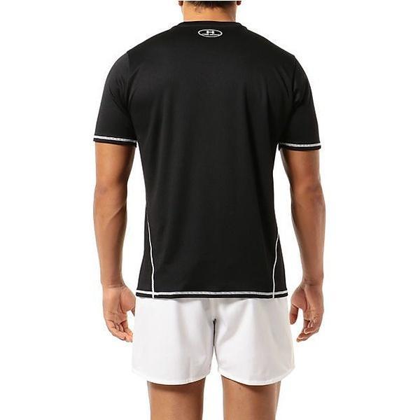 (セール)UNDER ARMOUR(アンダーアーマー)その他競技 体育器具 ラグビー UAラグビープラクティスシャツSS #MRG3098 メンズ BLK