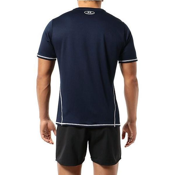 (セール)UNDER ARMOUR(アンダーアーマー)その他競技 体育器具 ラグビー UAラグビープラクティスシャツSS #MRG3098 メンズ MDN