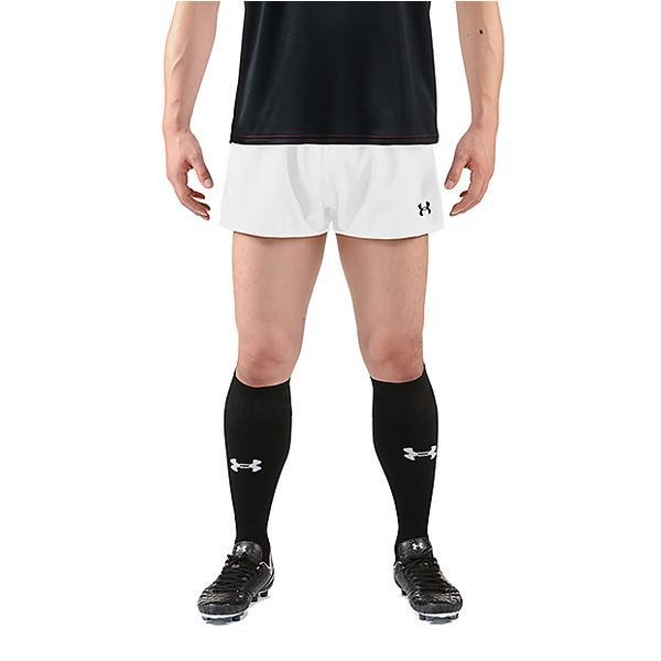 UNDER ARMOUR(アンダーアーマー)その他競技 体育器具 ラグビー UAラグビープラクティスショートパンツ MRG3756 メンズ WHT