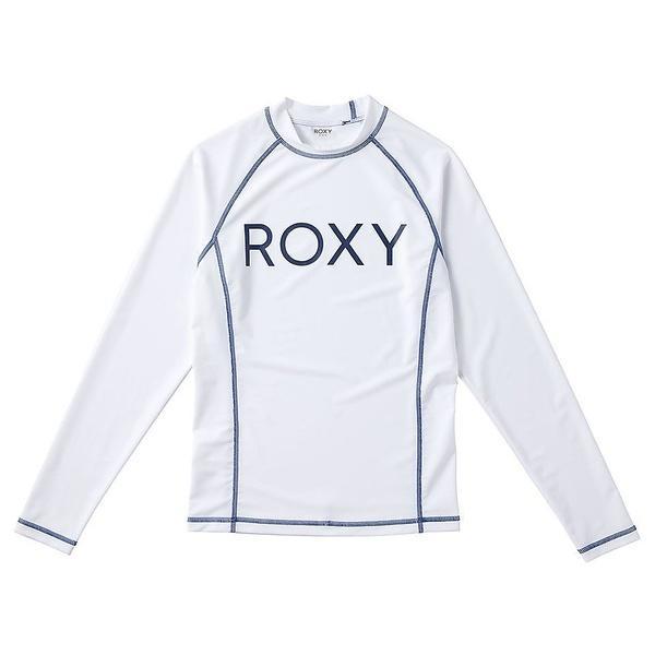 (セール)ROXY(ロキシー)サマー レジャー レディースラッシュガード 18SALE RX RASH GUARD RLY165082 レディース WHT