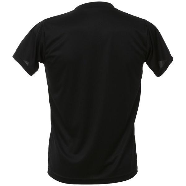 (セール)MIZUNO(ミズノ)バレーボール 半袖Tシャツ NC半袖プラクティスシャツ V2MA640271 ホワイトXネイビー