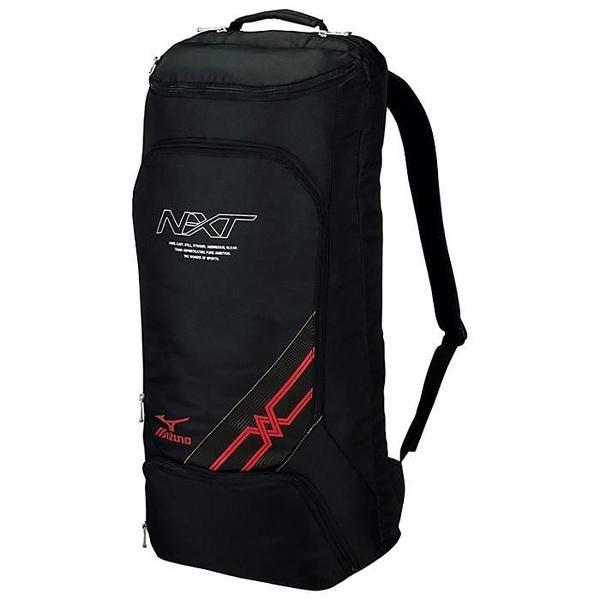 (セール)MIZUNO(ミズノ)ラケットスポーツ バッグ ケース類 ラケットバッグ2本入れ 63JD602009 ブラック