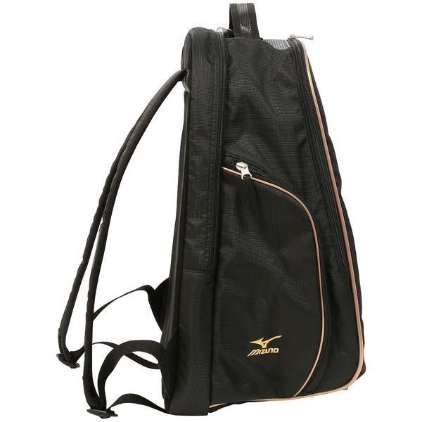 (送料無料)MIZUNO(ミズノ)ラケットスポーツ バッグ ケース類 バックパック 63JD650309 09 ブラック