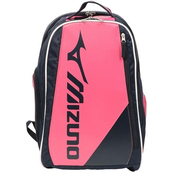 (セール)MIZUNO(ミズノ)ラケットスポーツ バッグ ケース類 バックパック 63JD650314 ネイビー