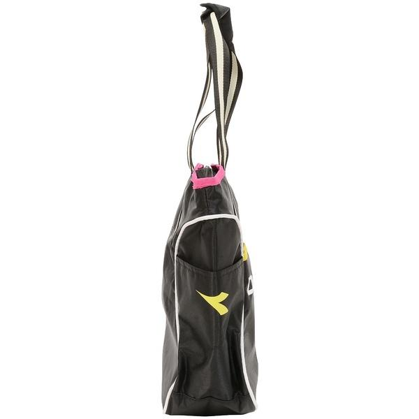 (セール)DIADRA(ディアドラ)ラケットスポーツ バッグ ケース類 トートバッグ TB6692-99 F ブラック