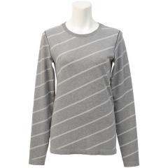 DANSKIN(ダンスキン)レディーススポーツウェア ワークアウトTシャツ TOPS NON STRESS L/S DB75102X レディース CH