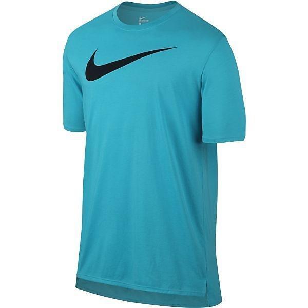 (セール)NIKE(ナイキ)バスケットボール メンズ 半袖Tシャツ ナイキ バッグボード ドロップテイル Tシャツ 819884-418 メンズ オメガブルー/オメガブルー/(ブラック)