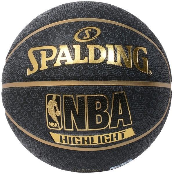 SPALDING(スポルディング)バスケットボール 5号ボール ゴールドハイライト SA 5 83-140Z ゴールド系