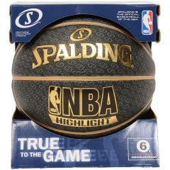 SPALDING(スポルディング)バスケットボール 6号ボール ゴールドハイライト SA 6 83-141Z ゴールド系