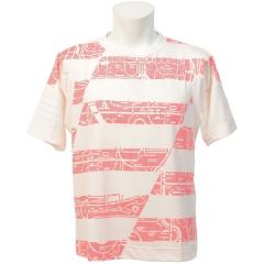 (セール)adidas(アディダス)フットサル 半袖プラクティスシャツ UF SALシャツ半袖 BFQ96 AJ5155 チョークホワイト/ショックレッド S16
