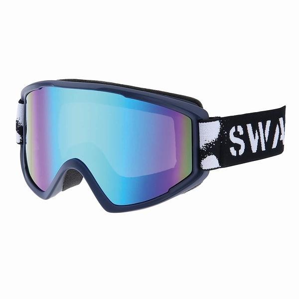 (送料無料)SWANS(スワンズ)ウインター ゴーグル O-100MDH MNV O-100MDH MNV メンズ MNV