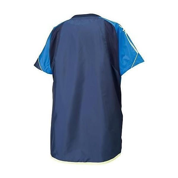 MIZUNO(ミズノ)バレーボール ウェア ムーヴウィンドブレーカーシャツ V2ME670226 レディース スカイダイバーxS.イエロー