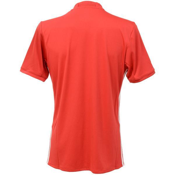 (セール)(送料無料)adidas(アディダス)サッカー 海外クラブ ナショナルチーム マンチェスターユナイテッドFC ホーム レプリカ ユニフォーム BFT38 AI6720 メンズ リアルレッドS10/パワーレッド/ホワイト