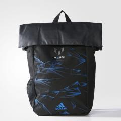 (送料無料)adidas(アディダス)サッカー バックその他 KIDS メッシモデル バックパック BPP04 S94733 NS ブラック/ショックブルーS16