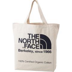 THE NORTH FACE(ノースフェイス)トレッキング アウトドア サブバッグ ポーチ TNF ORGANIC COTTON TOTE NM81616 EB